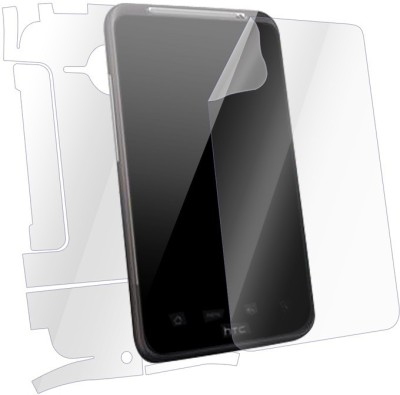 Snooky Front and Back Tempered Glass for HTC Desire HD(Pack of 1)