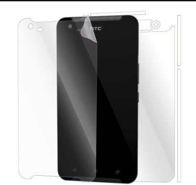 Snooky Front and Back Tempered Glass for HTC One X9(Pack of 1)