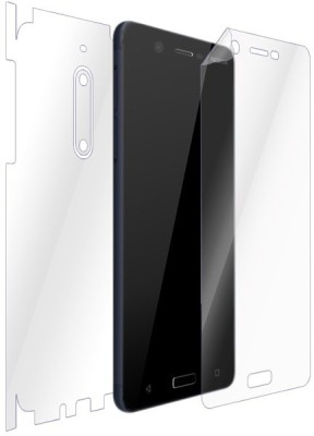 Snooky Front and Back Tempered Glass for Nokia 5(Pack of 1)