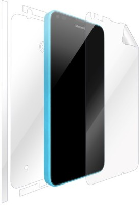 Snooky Front and Back Tempered Glass for Microsoft Lumia 640(Pack of 1)