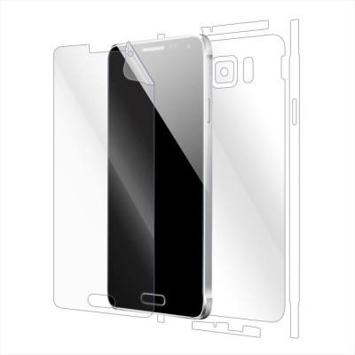 Snooky Front and Back Tempered Glass for Samsung Galaxy Alpha(Pack of 1)