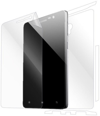 Snooky Front and Back Tempered Glass for Lenovo S860(Pack of 1)