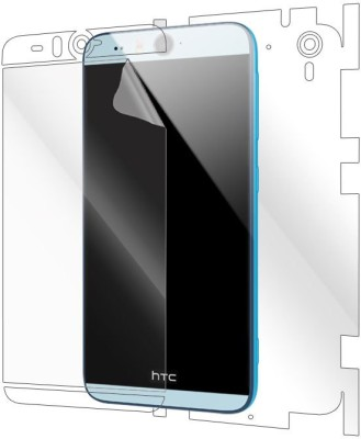 Snooky Front and Back Tempered Glass for HTC Desire Eye(Pack of 1)