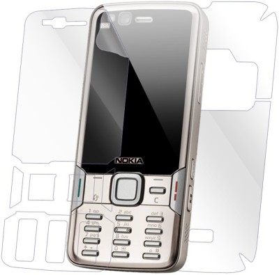 Snooky Front and Back Tempered Glass for Nokia N82(Pack of 1)