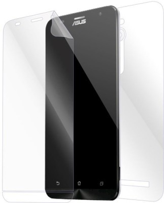 Snooky Front and Back Tempered Glass for Asus Zenfone 2 Deluxe ZE551ML(Pack of 1)