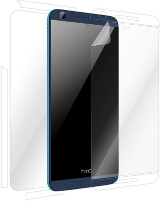 Snooky Front and Back Tempered Glass for Htc Desire 626(Pack of 1)