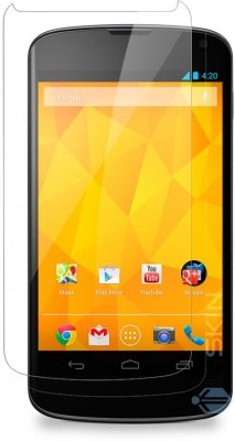 Novo Style Tempered Glass Guard for LGNexus 4(Pack of 1)