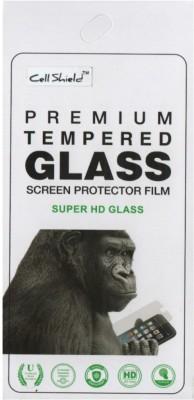 CELLSHIELD Tempered Glass Guard for ASUS ZENFONE 5 LITE 2018