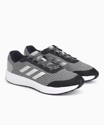 newest 2e0d7 2eada 32% OFF on ADIDAS HELKIN 3 M Running Shoes For Men(Black) on Flipkart   PaisaWapas.com