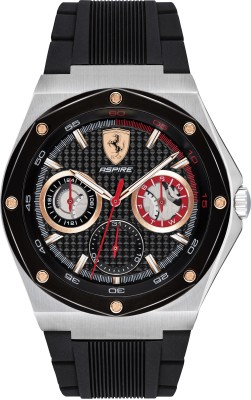 Scuderia Ferrari 0830556 ASPIRE Watch  - For Men