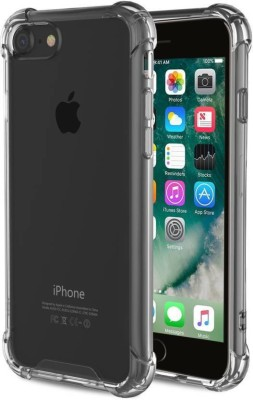 GBKS Back Cover for Apple iPhone 7 Transparent