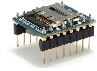 KitsGuru Voice module U-disk audio player Micro SD card voice module WTV020-SD-16P Electronic Components Electronic Hobby Kit