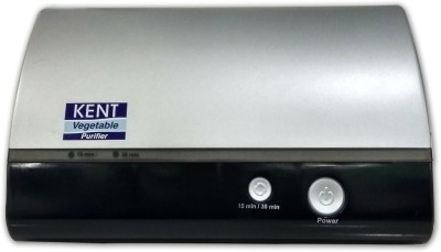 Kent Vegetable Cleaner 11022 250 W Food Processor(Silver , Black)