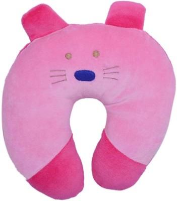 Guru Kripa Baby Products Cartton Feeding/Nursing Pillow Pack of 1(Light Pink)