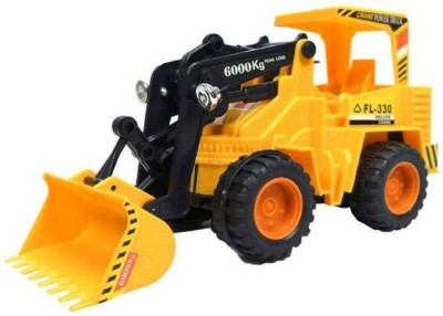 S.R BROTHERS super power truck 01(Yellow)