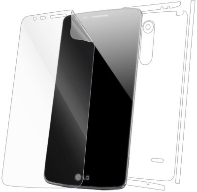 Snooky Front and Back Screen Guard for LG G3 Stylus Dual(Pack of 1)