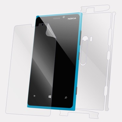 Snooky Front and Back Screen Guard for Nokia Lumia 920(Pack of 1)