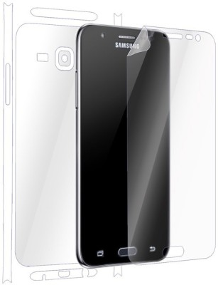 Snooky Front and Back Screen Guard for Samsung Galaxy J5(Pack of 1)
