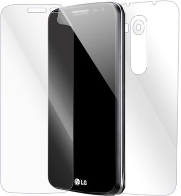 Snooky Front and Back Screen Guard for LG G2 mini(Pack of 1)