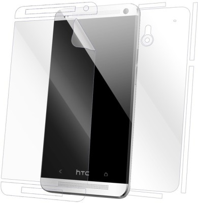 Snooky Front and Back Screen Guard for HTC One mini(Pack of 1)
