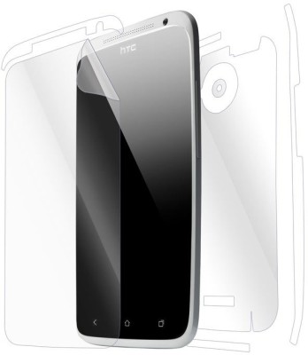 Snooky Front and Back Screen Guard for HTC one X(Pack of 1)
