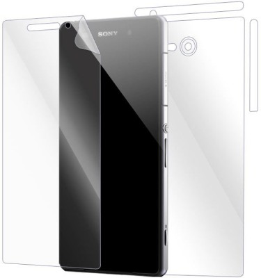 Snooky Front and Back Screen Guard for Sony XPeria M2(Pack of 1)