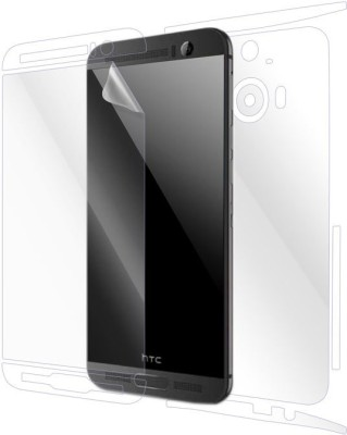 Snooky Front and Back Screen Guard for HTC One M9 Plus(Pack of 1)