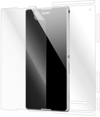 Snooky Front and Back Screen Guard for Sony Xperia T2 Ultra(Pack of 1)