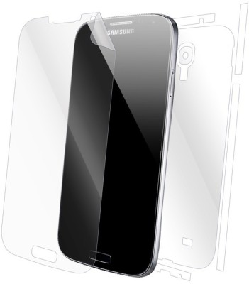Snooky Front and Back Screen Guard for Samsung Galaxy S4