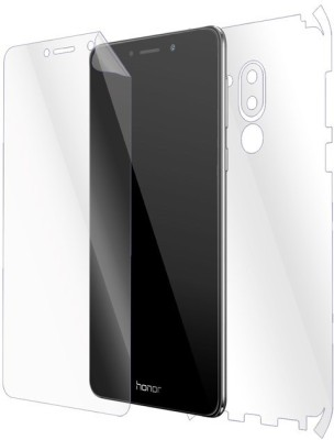 Snooky Front and Back Screen Guard for Honor 6X(Pack of 1)