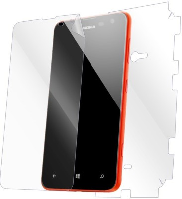 Snooky Front and Back Screen Guard for Nokia Lumia 625(Pack of 1)
