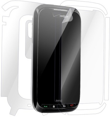 Snooky Front and Back Screen Guard for HTC Verizon Touch(Pack of 1)