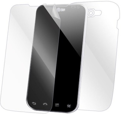 Snooky Front and Back Screen Guard for LG L90 Dual(Pack of 1)