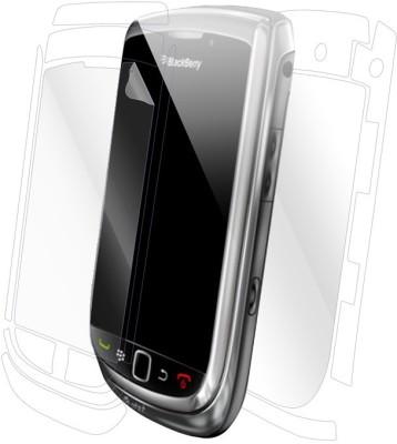 Fonokase Back Cover for BlackBerry 9900/9930 (Black)