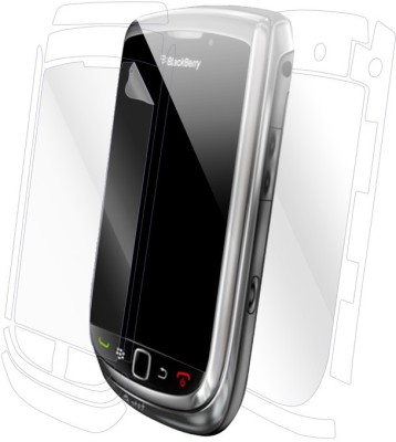 Snooky Front and Back Screen Guard for BlackBerry Torch 9800(Pack of 1)