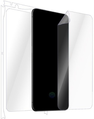 Snooky Front and Back Screen Guard for Vivo NEX S(Pack of 1)