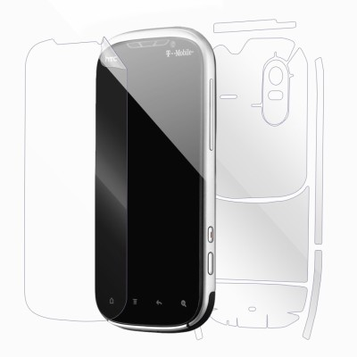 Snooky Front and Back Screen Guard for HTC Amaze(Pack of 1)