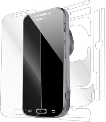 Snooky Front and Back Screen Guard for samsung Galaxy S4 Zoom(Pack of 1)