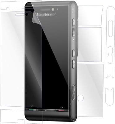 Snooky Front and Back Screen Guard for Sony Ericsson Satio(Pack of 1)
