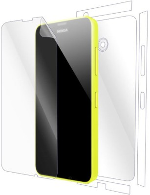 Snooky Front and Back Screen Guard for Nokia Lumia 525(Pack of 1)