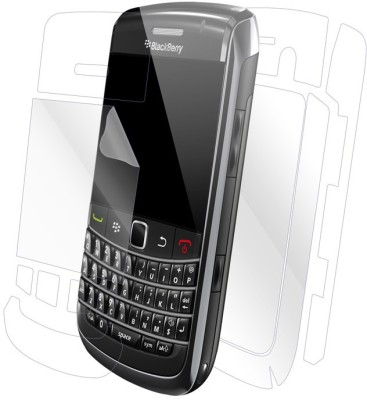 Snooky Front and Back Tempered Glass for BlackBerry Bold 9780(Pack of 1)