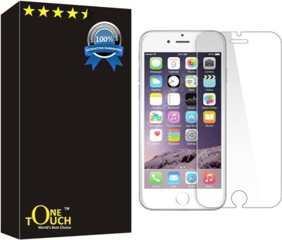 Accesorios Tempered Glass Guard for Apple iPhone 6S Plus ,Maximum Protection 3D Touch Ultra Slim Notch Cutout Case Friendly 9H Hardness(Pack of 1)