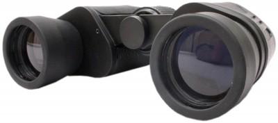 Iktu 8x40mm Powerful Prism Binocular Telescope Outdoor With Pouch - Black Binoculars(40, Black) 1