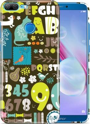 Noise Back Cover for Honor 9N(Multicolor, Hard Case, Plastic) Flipkart