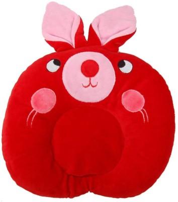 Guru Kripa Baby Products Rabbit Design Bed/Sleeping Pillow Pack of 1(Sky Blue)
