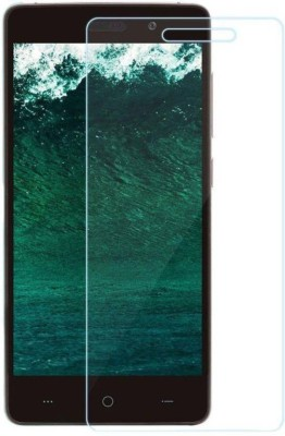 S Softline Tempered Glass Guard for Reliance jio LYF Water 5 Pack of 1