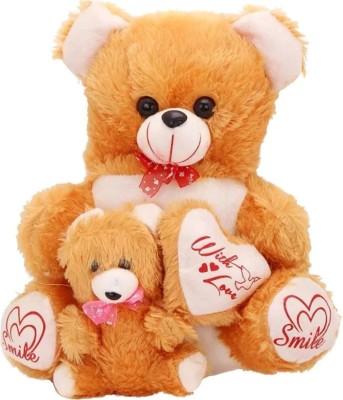 kashish trading company KTC Brown Fur Teddy Bear   18 inch Brown kashish trading company Soft Toys