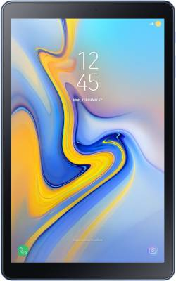 Samsung Galaxy Tab A 32 GB 10.5 inch with Wi-Fi+4G Tablet (Blue)