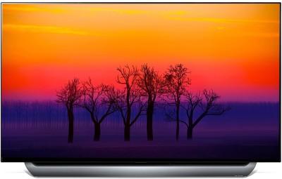 View LG 138cm (55 inch) Ultra HD (4K) OLED Smart TV(OLED55C8PTA)  Price Online