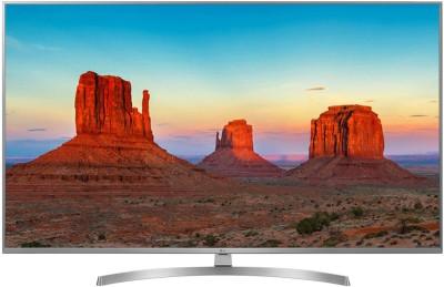 View LG 138cm (55 inch) Ultra HD (4K) LED Smart TV(55UK7500PTA)  Price Online
